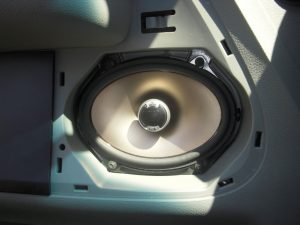 best six nine car speakers