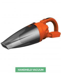 handhel vacuum