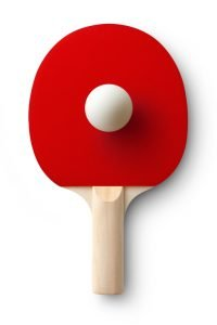 best ping pong paddles
