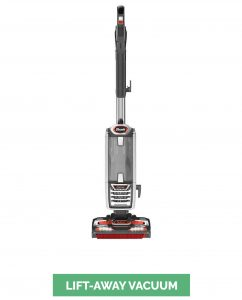lift away vacuum