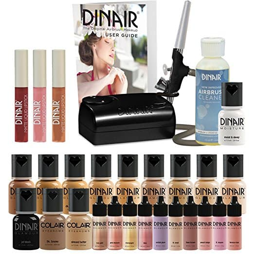 Dinair Airbrush Makeup Starter Kit