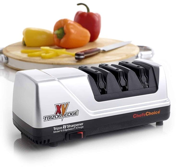 Chef's Choice 15 XV Trizor Professional Electric Knife Sharpener