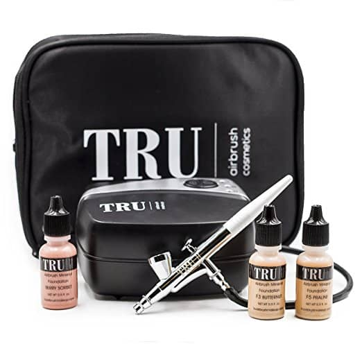 TRU Airbrush Cosmetic Mineral Makeup System