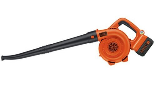 BLACK+DECKER LSW36 40V Lithium-Ion Cordless Sweeper