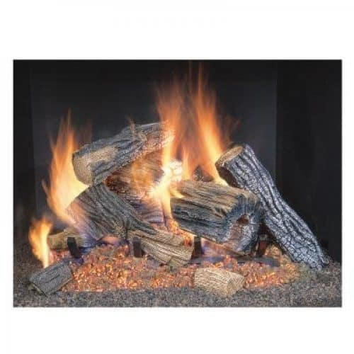 Sure Heat Vented Gas Log Set