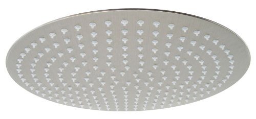 ALFI brand RAIN16R 16-Inch Solid Round Ultra-Thin Rain Shower Head