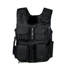 UTG Law Enforcement Tactical SWAT Vest, Black
