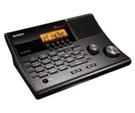 Uniden BC365CRS 500 Channel Clock/FM Radio Scanner with WeatherAlert