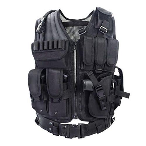YAKEDA Tactical CS Field Vest Outdoor