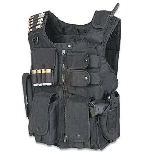 Ultimate Arms Gear Tactical Entry Operation SWAT Police Military Law Enforcement Assault Vest