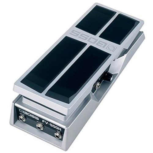 Boss FV-500H Volume Pedal – High Impedance