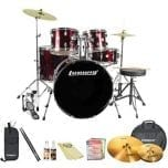 Ludwig Accent Drive 5-Pc Standard Size Drum Set