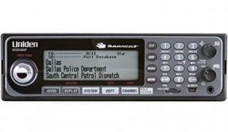 Uniden BCD536HP Digital Phase 2 Base/Mobile Scanner with HPDBand Wi-Fi
