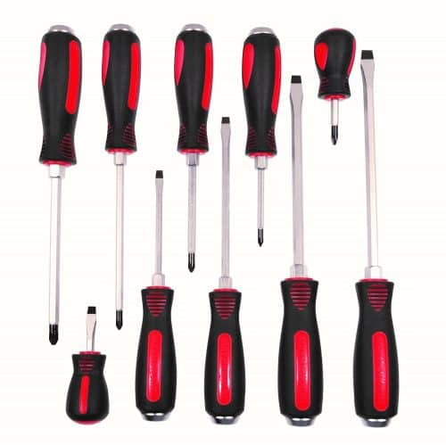 Mayhew Select 66306 Cats Paw Screwdriver Set