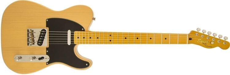Squier by Fender 303027550 Classic Vibe 50's Telecaster Electric Guitar