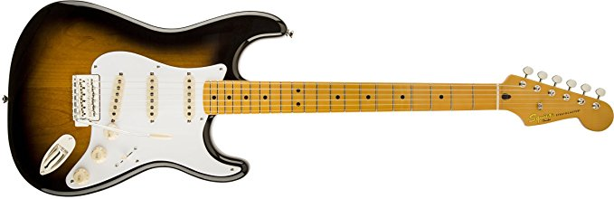 Squier by Fender Classic Vibe 50's Stratocaster Electric Guitar