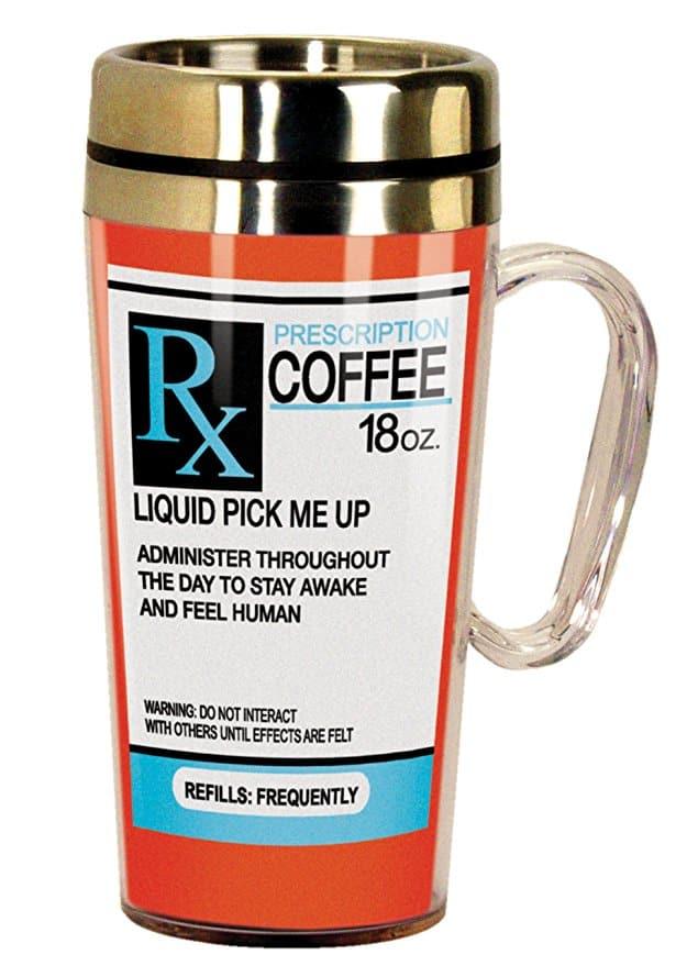 Prescription Insulated Travel Mug