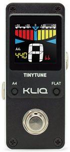 KLIQ TinyTune Tuner Pedal