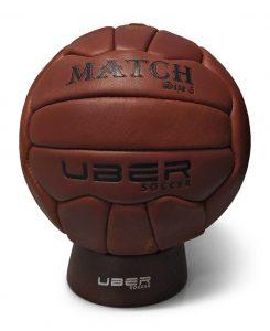 Uber Soccer Vintage Match Soccer Ball