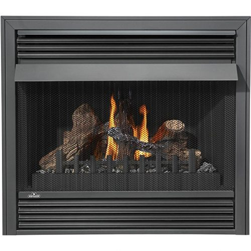 Napoleon Grandville VF Series GVF36-2N 37″ Vent Free Natural Gas Fireplace