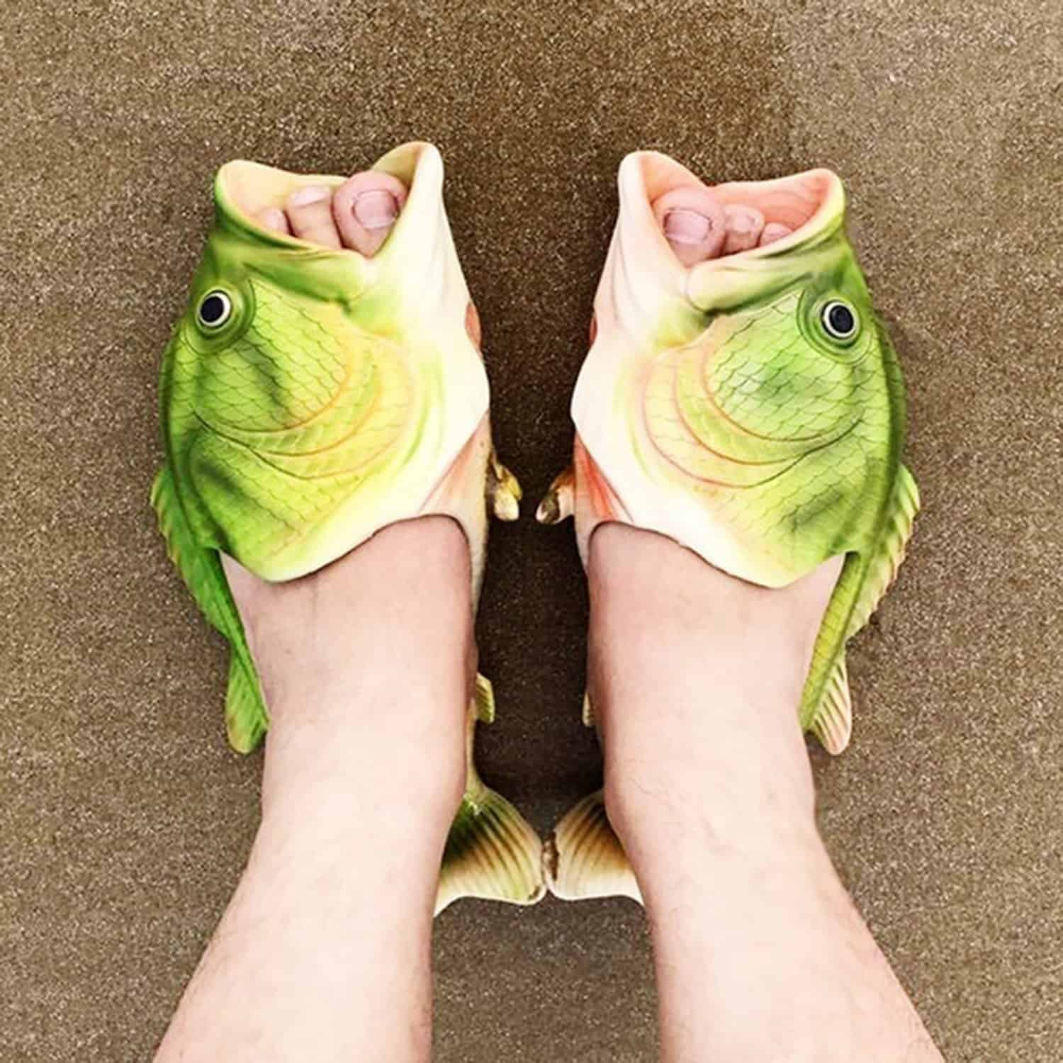 Nonslip Fish Slippers