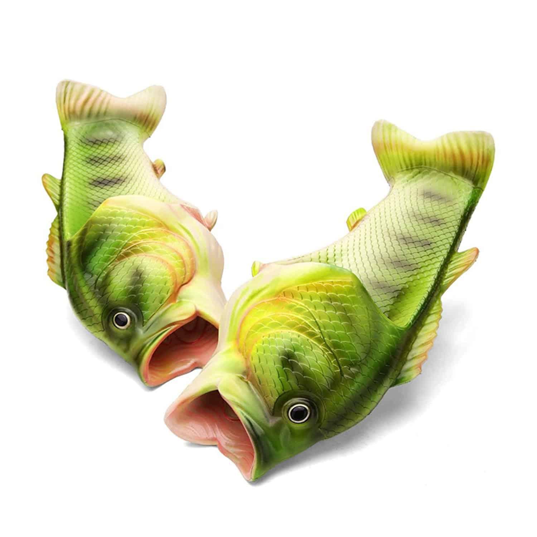 Nonslip Fish Slippers