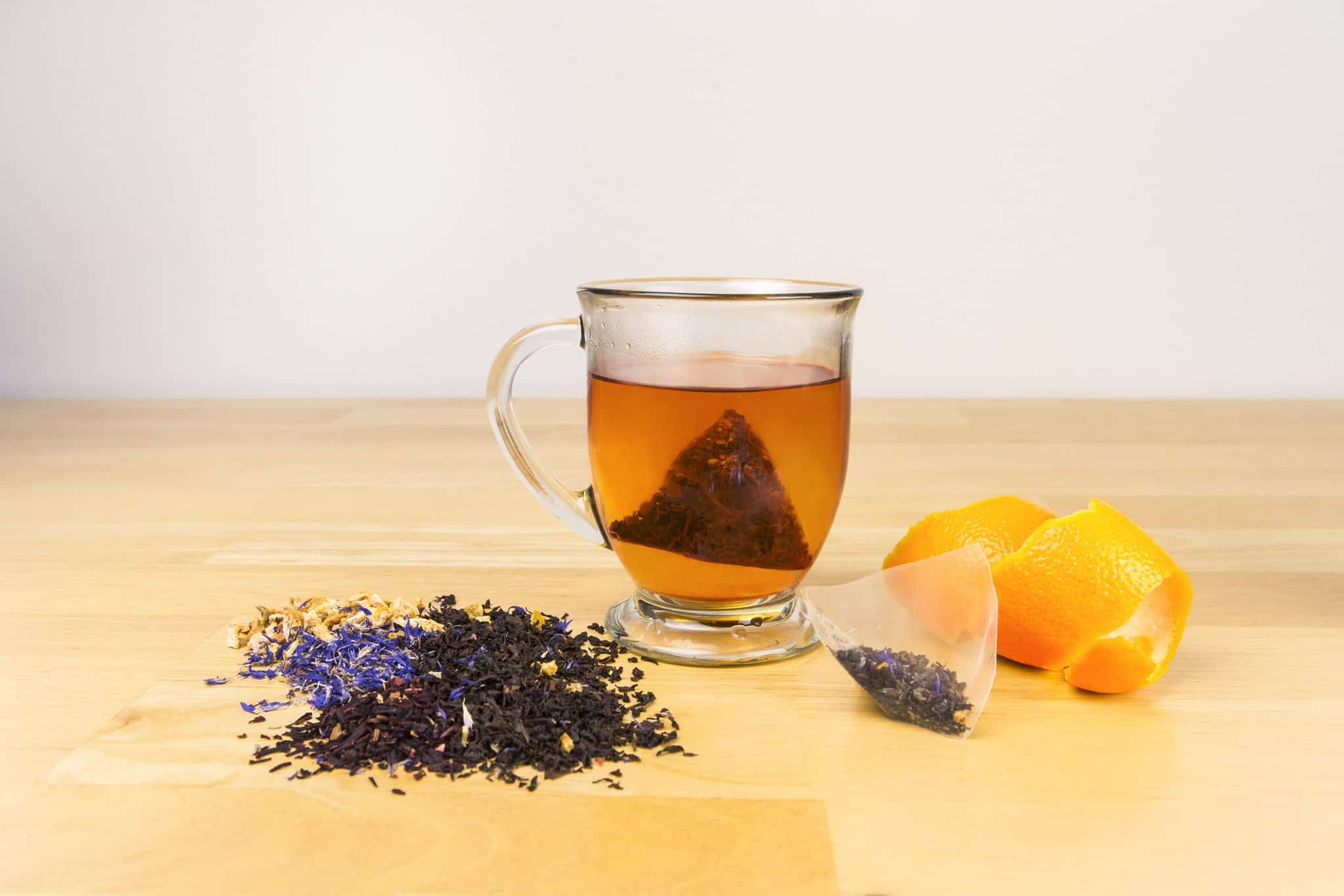 Caffeine-Packed Black Tea