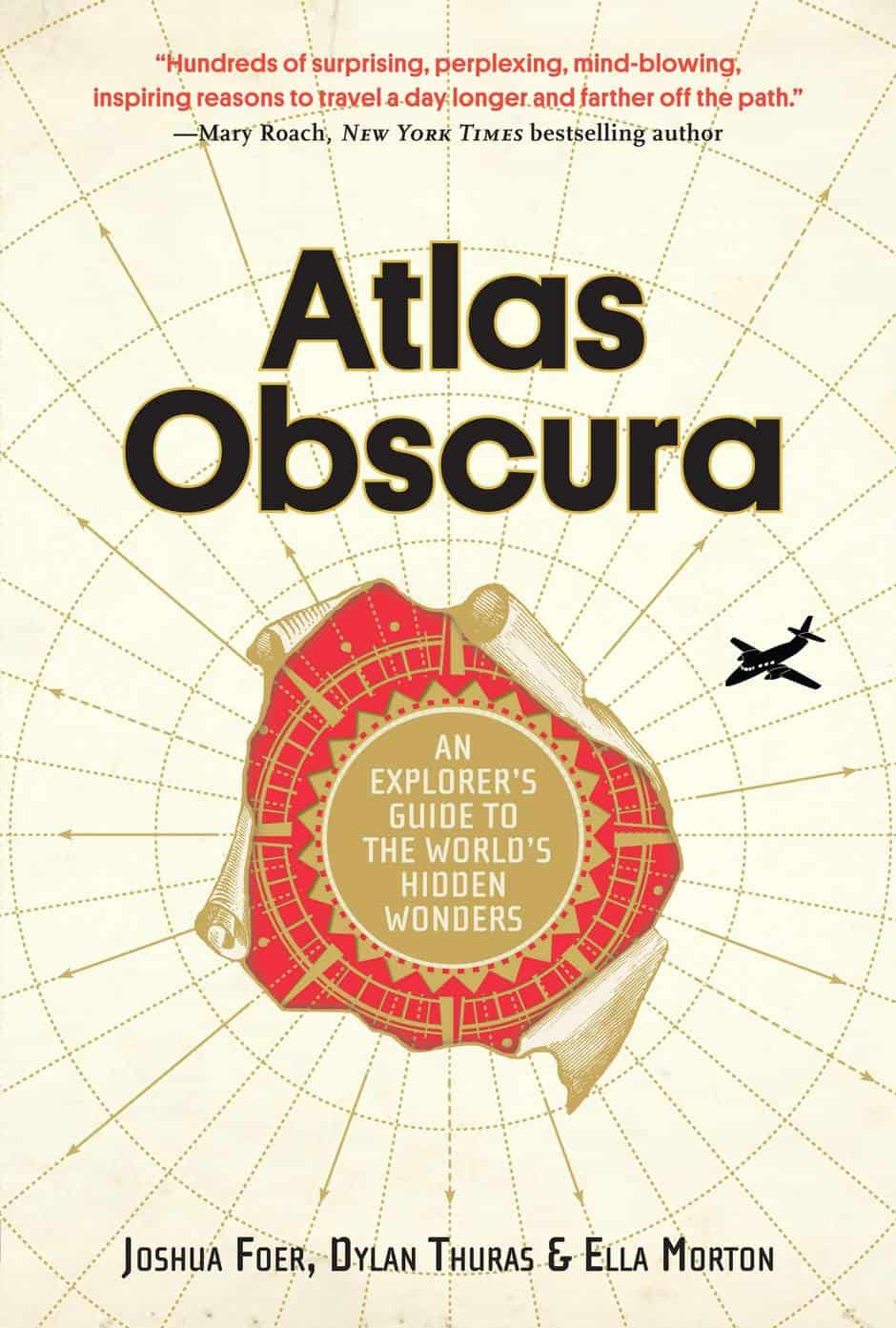 Atlas of World's Hidden Wonders
