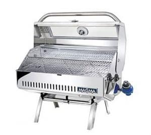 41A8UqaE9dL e1531419373384 300x268 - Magma Products Newport 2 Infra Red Gourmet Series Gas Grill