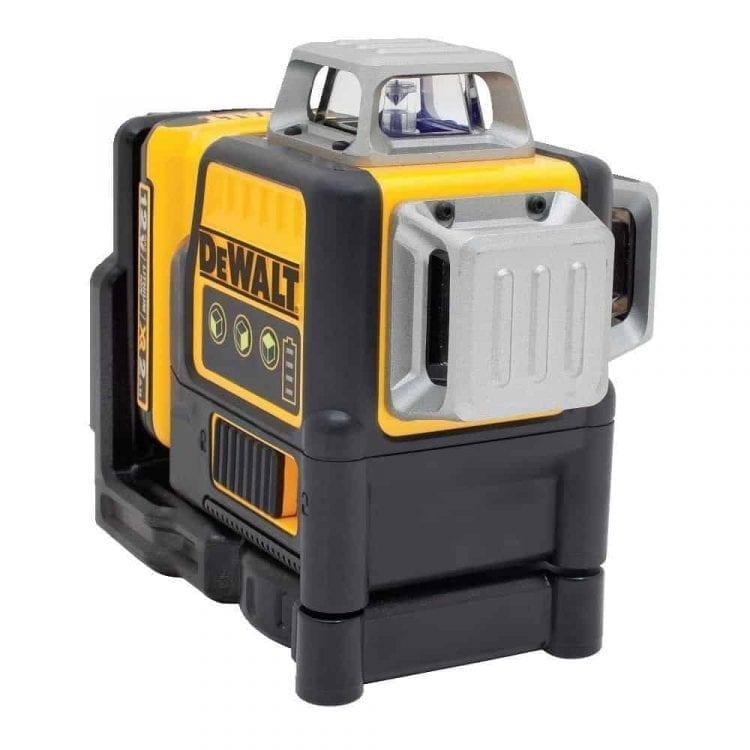 DEWALT DW089LG 12V MAX 3 X 360 Line Laser