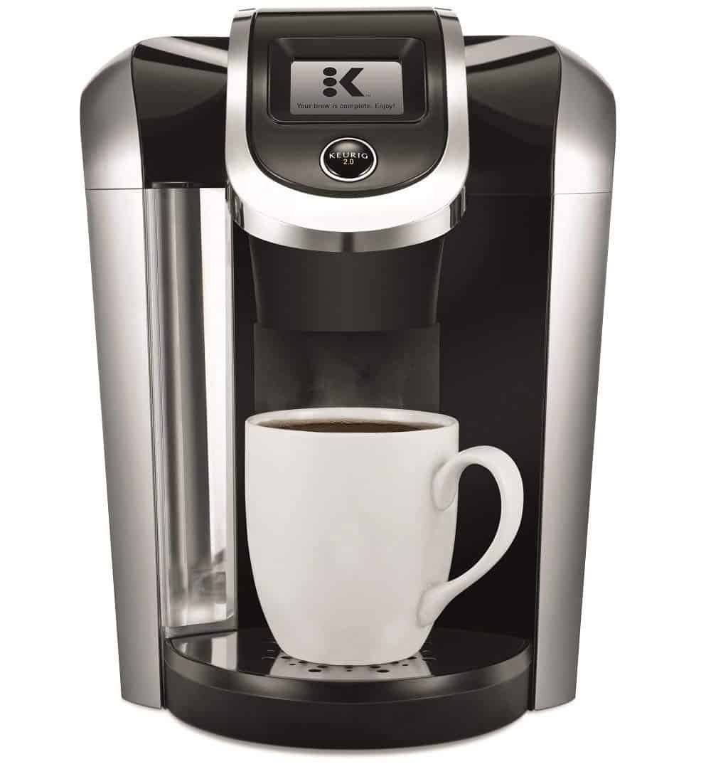Keurig K475 Single Serve K-Cup Pod Coffee Maker