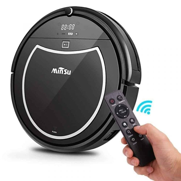 Robotic Vacuum Cleaner by Minsu