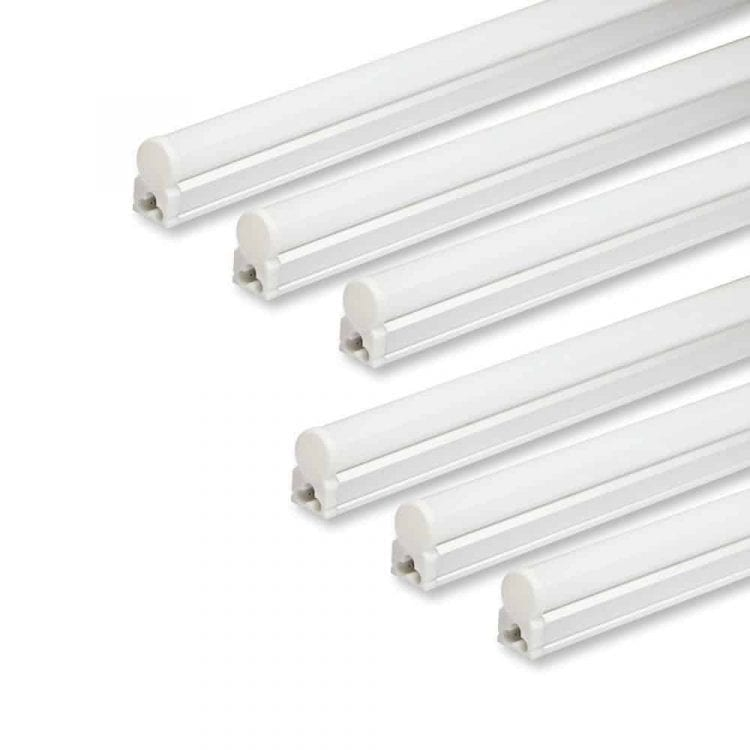 Barrina LED T5 Integrated Single Fixture (Pack of 6)