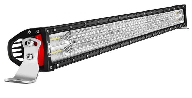 Rigidhorse LED Light Bar Quad Row 52Inch 924W Flood Spot Combo