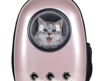 Astronaut Pet Travel Bag