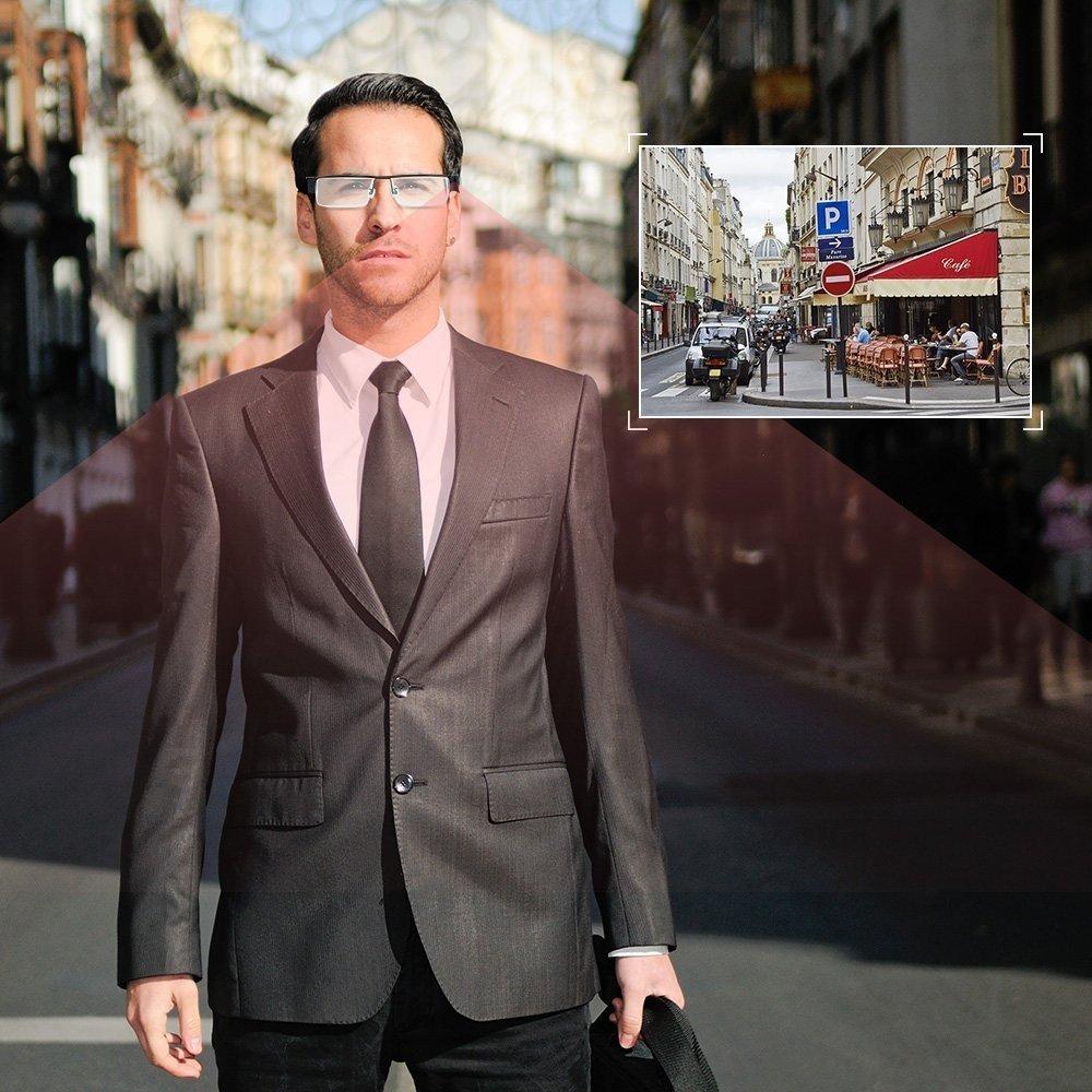 Hidden Camera Spy Glasses