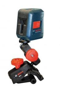 71TS2UP95L. SL1500  e1531427767334 196x300 - Bosch GLL 2 Self-Leveling Cross-Line Laser Level with Mount