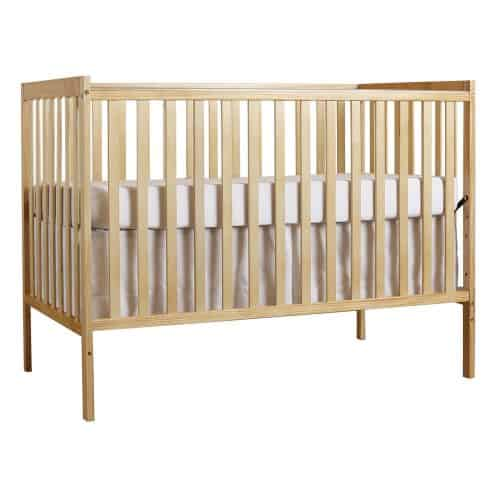 Dream On Me Synergy 5-in-1 Convertible, Crib
