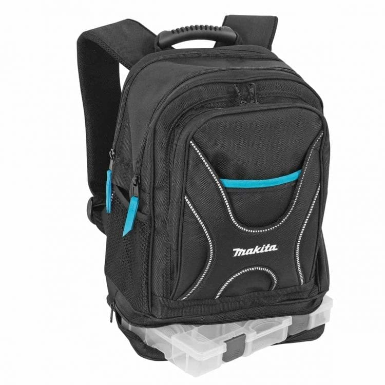 Makita P-72017 Professional Tool Rucksack with Organizer (New) Toolbag for Pro