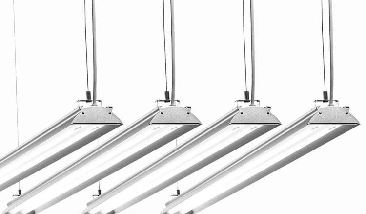 HyperSelect Utility LED Shop Light