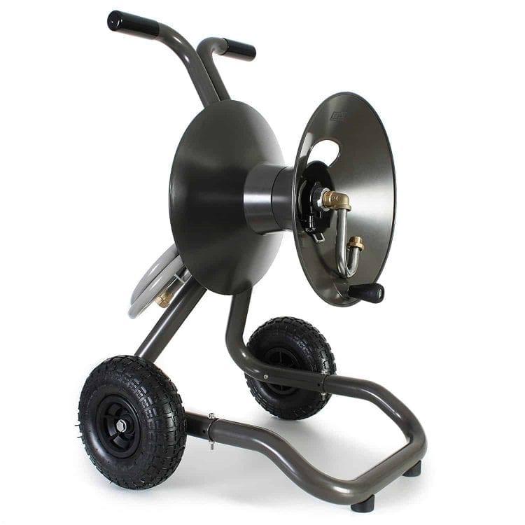 Eley/Rapid Reel Portable Garden Hose Reel Cart