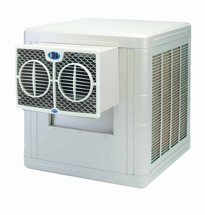 Phoenix Manufacturing BW4002 Evaporative Window Cooling