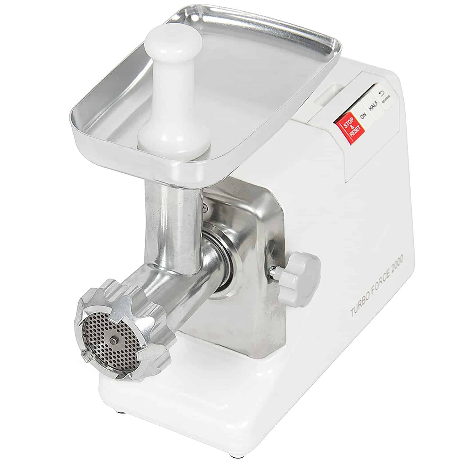 Meat Grinder Electric 2.6 HP 2000 Watt Industrial Meat Grinder
