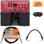 Boss RC-30 Loop Station Bundle