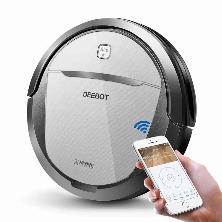 ECOVACS Deebot M80 Pro Robot Vacuum Cleaner with Mop