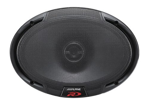 ALPINE SPR-69 6X9″ 2-WAY COAXIAL SPEAKERS