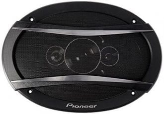 Pioneer TS-A6986R A-Series 6″ X 9″ 600W 4-Way Speakers