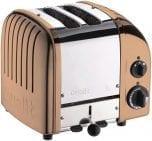 Dualit 2 Slice NewGen Toaster Copper