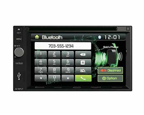 Jensen VX7020 6.2 inch LCD Multimedia Touch Screen