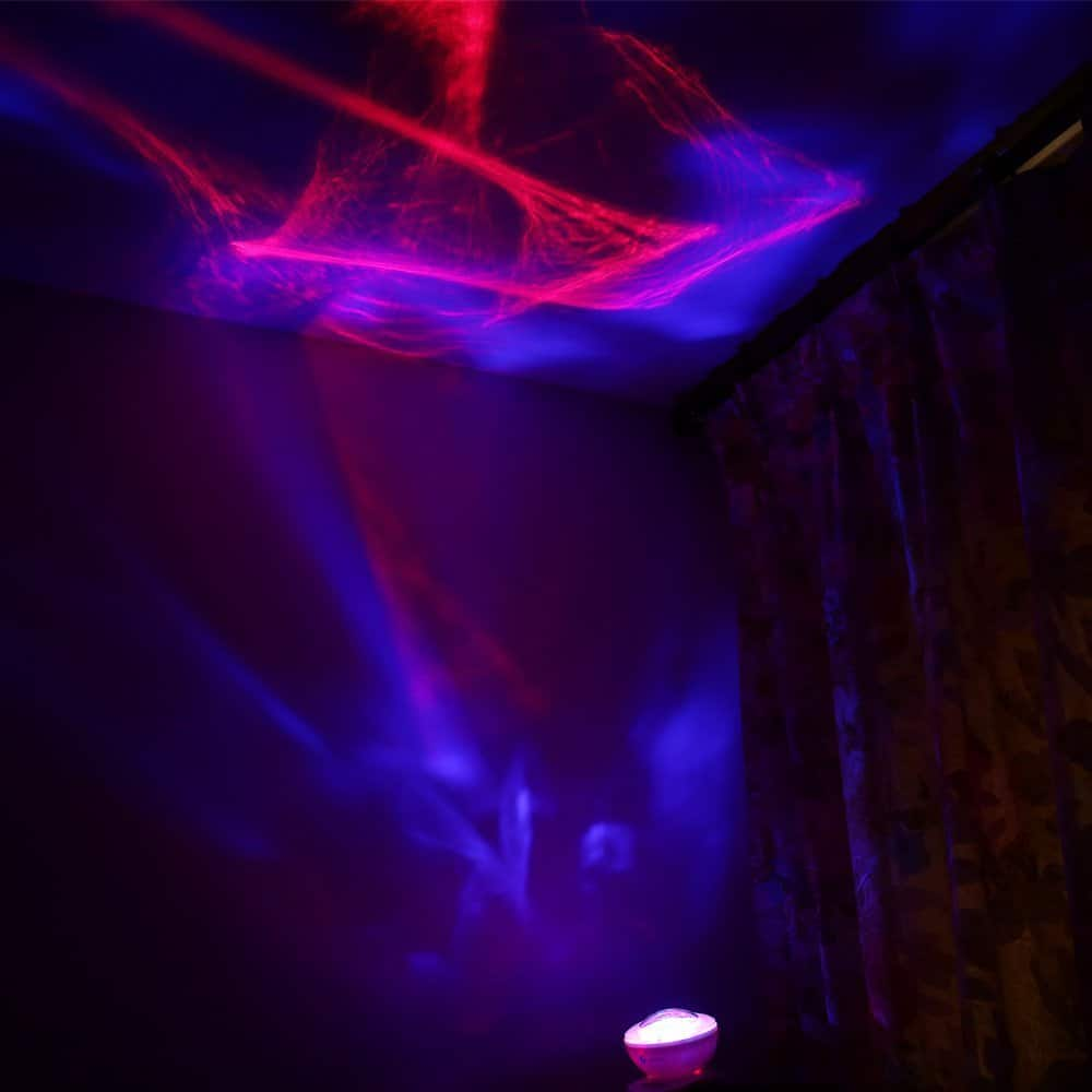 LED Night Light Projector with Timer